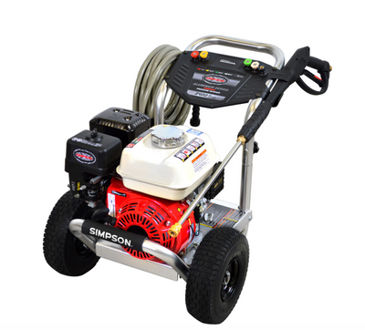 SIMPSON® ALH3425 | 3400 PSI Pressure Washer Powered by Honda