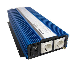 AIMS Power PE300024230S | 3000W European Pure Sine Power Inverter