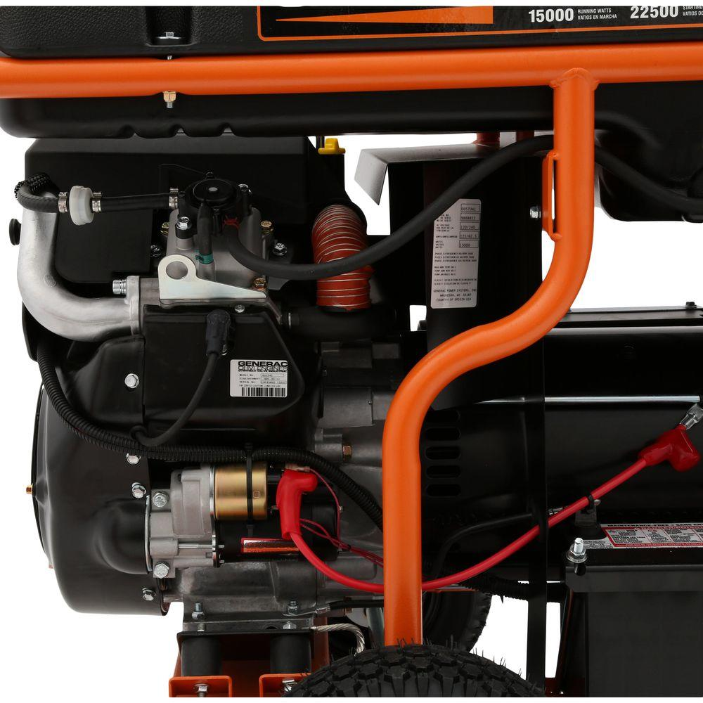 Prime Generac 5734 Gp15000E Portable Generator Free Shipping Us Wiring Digital Resources Indicompassionincorg