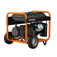 Generac 5941 | GP6500E Gasoline Powered Portable Generator