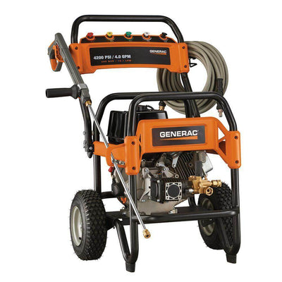 Generac 6565 | 4200 PSI Gas Pressure Washer