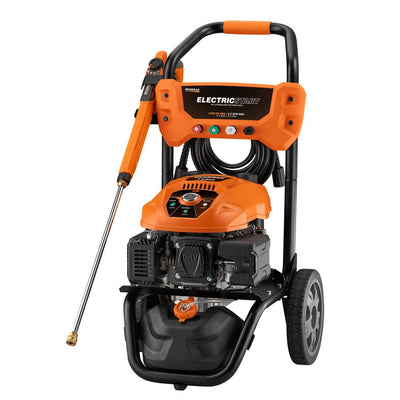 Generac 7143 | 3100PSI Residential E- Start Power Washer Kit