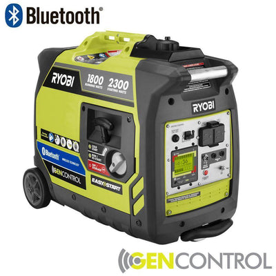Ryobi Bluetooth 2300W Inverter Generator - Free Shipping to Puerto Rico