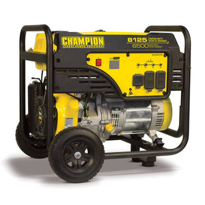 Champion 100109R | 6500 Watts Portable Generator
