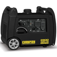 Champion 100156R | 3100 Watt Portable Inverter Generator