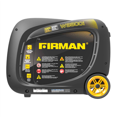 Firman W03081 | 3000W Portable Inverter Generator Free Shipping US