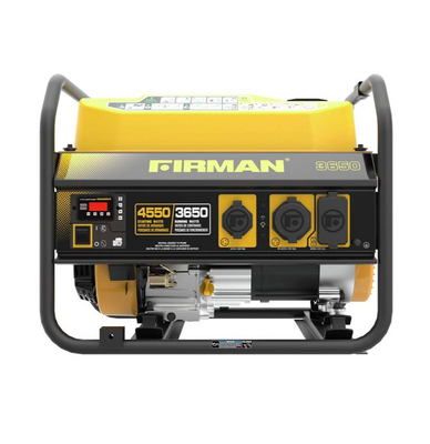 Firman P03607 | 4,550 Watt Portable Generator (CARB)