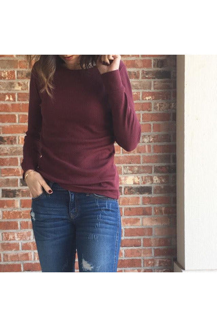 Mulberry Long John Top