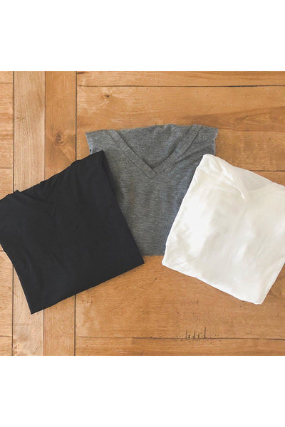 Everyday V Neck Tee