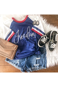 Freedom Graphic Tee