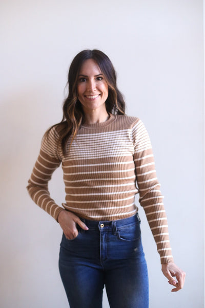 Alistair Striped Top