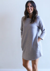 Avery Shirt Dress