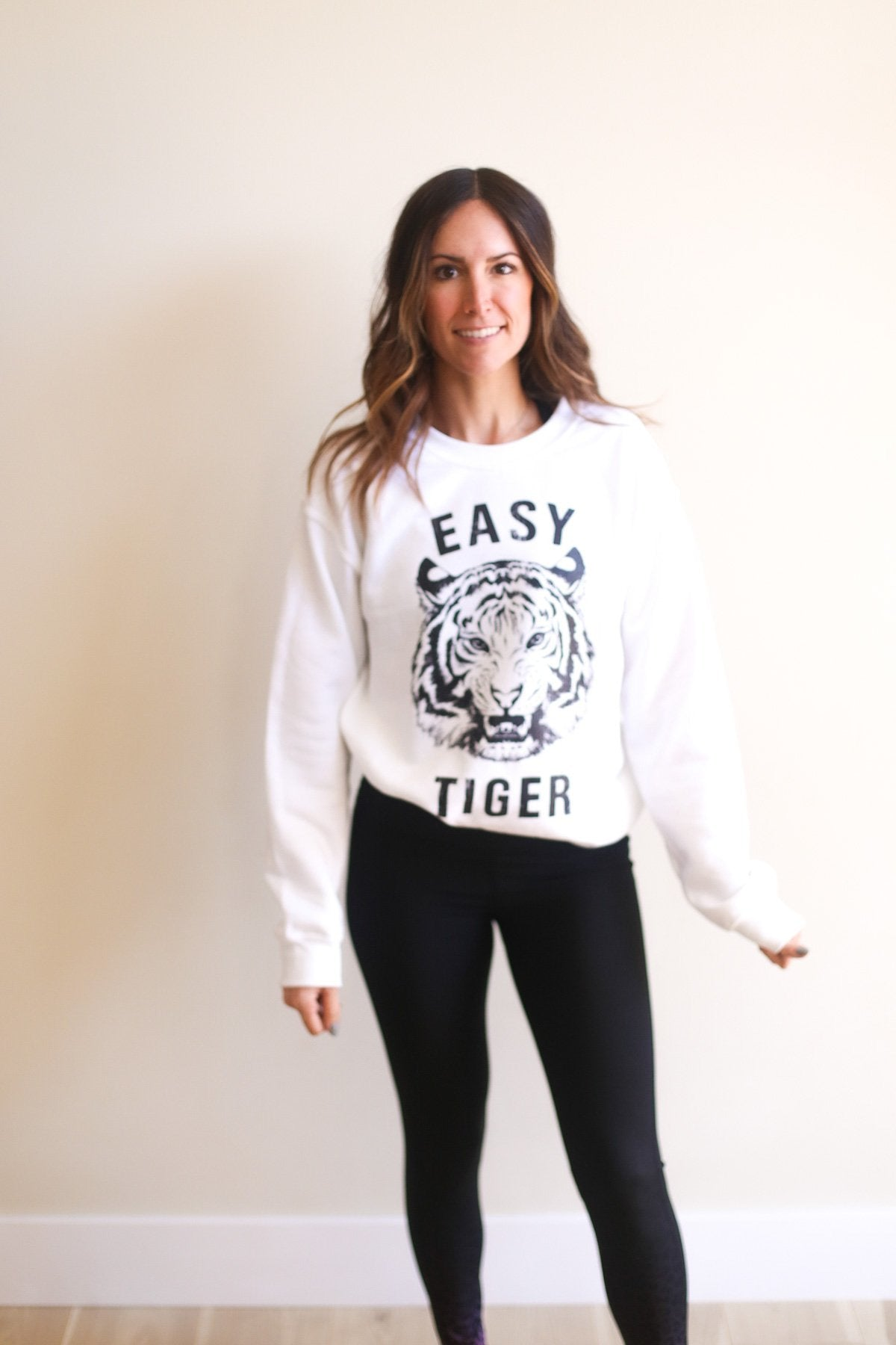 Easy Tiger Graphic Sweatshirt