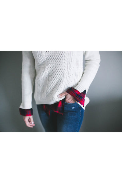Lucy Layering Sweater