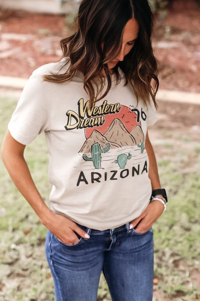 Western Dream Graphic Tee
