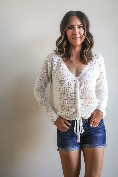 Beach Nights Sweater