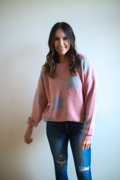 Laine Star Sweater