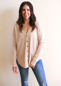Milo Button Down Thermal