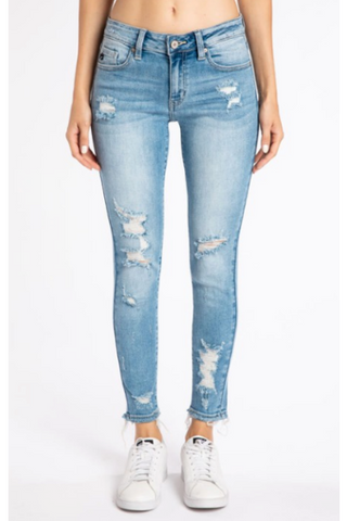 Gunner Distressed Jeans