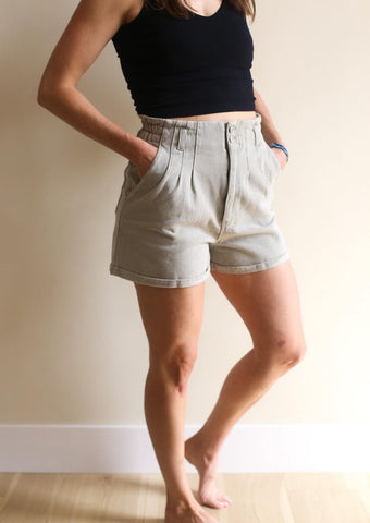 Kailyn High Waisted Shorts