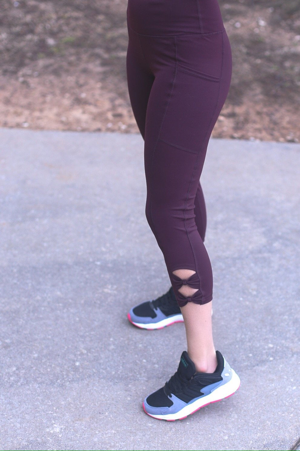 Tinsley Capri Leggings