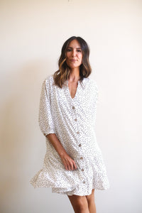 Nellie Shirt Dress
