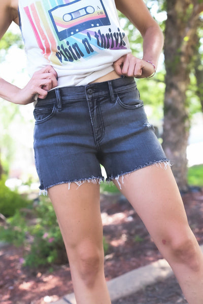 Ashes Jean Shorts