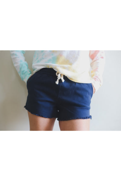 Drue Drawstring Shorts