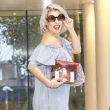 Marilyn two in one Travel Bag