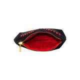 Lipstick Pouch Noir makeup bag