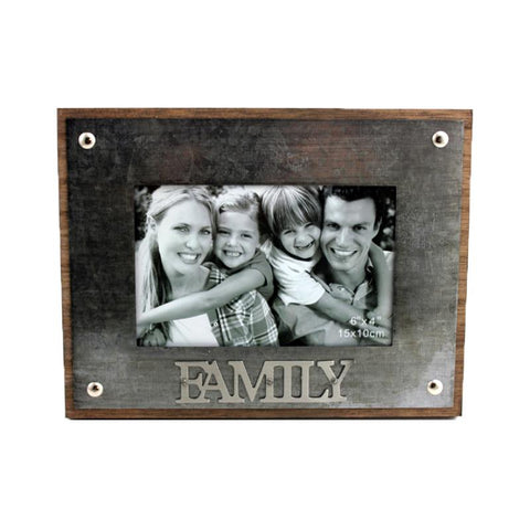 FAMILY METAL FRAME