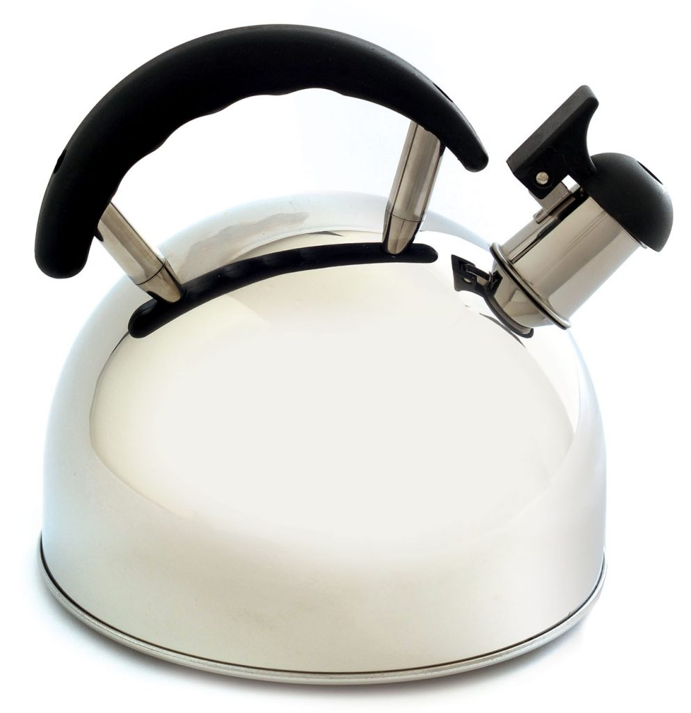 S/S 2.5L Whistle Tea Kettle