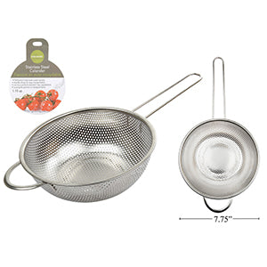 Perforated Colander with Handle