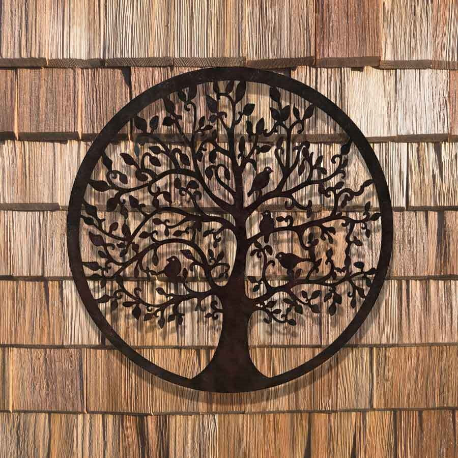 "Tree of Life 26"" Wall Art"