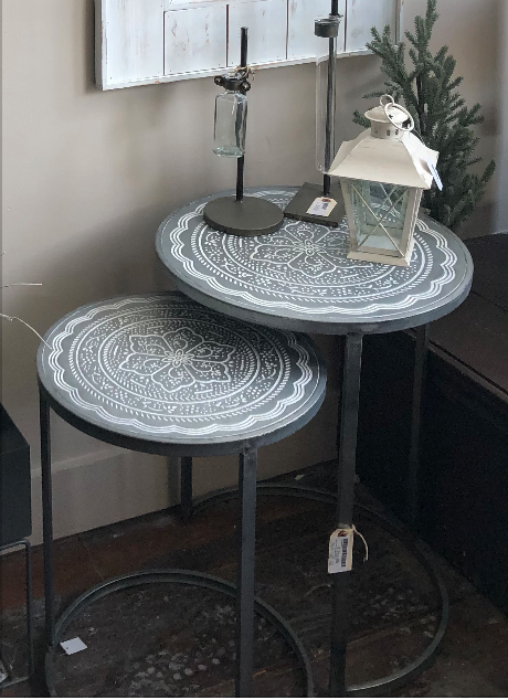 Ricky Nesting Table Set of 2