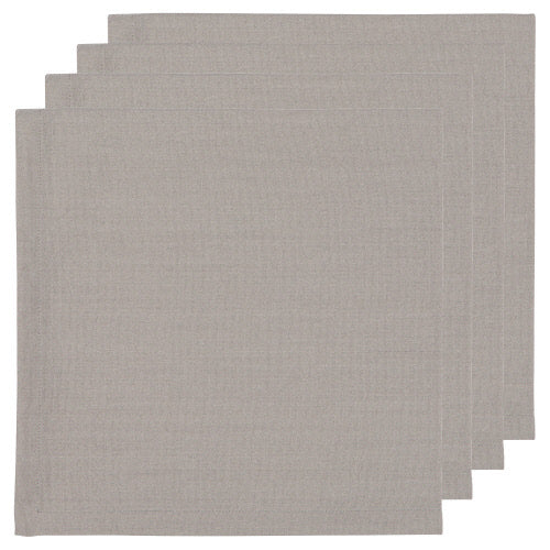 Renew Dinner Napkins - 100% Recycled - Set of 4