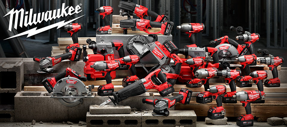 Milwaukee Tools Sydney Display