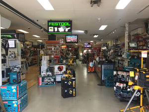 F & K Power Tools Store Front Photo