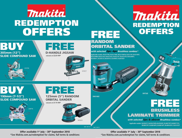 Makita Power Tools Sydney