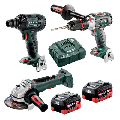 18V Cordless 3 Piece Kits preview