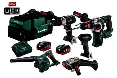18V Cordless 5 Piece Kits preview