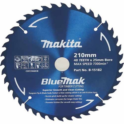 BLUE MAK TCT BLADE preview