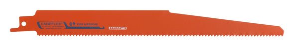 Reciprocating saw blade, slope, fire & rescue - 5 blades/pack