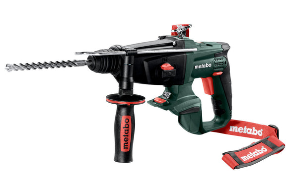 Metabo  18 V Rotary Hammer Drill 3 Mode - SKIN ONLY KHA 18 LTX