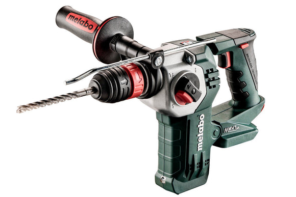 Metabo  18 V BRUSHLESS Rotary Hammer Drill 3 Mode - SKIN ONLY (ISA 18 LTX 24 Dust Extraction Unit adaptable)  KHA 18 LTX BL 24 Quick