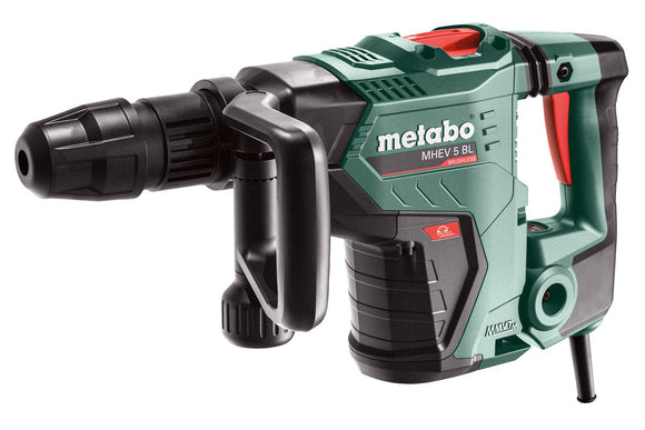 Metabo  1150 W, BRUSHLESS, SDS Max, Demolition Hammer - MHEV 5 BL