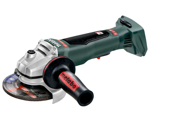 Metabo  18 V BRUSHLESS Ø125 mm Angle Grinder with Paddle Switch - WPB 18 LTX BL 125 Quick