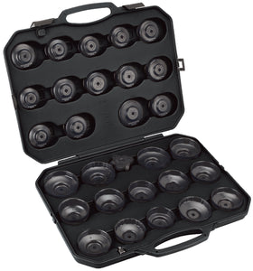 Cup Type Oil Filter Wrench Set - 30 piece