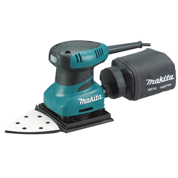 Triangular Extended 1/4 Sheet Finishing Sander, 200W