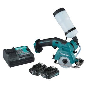 "Makita 12V Max 85mm (3-1/4"") Diamond Cutter"